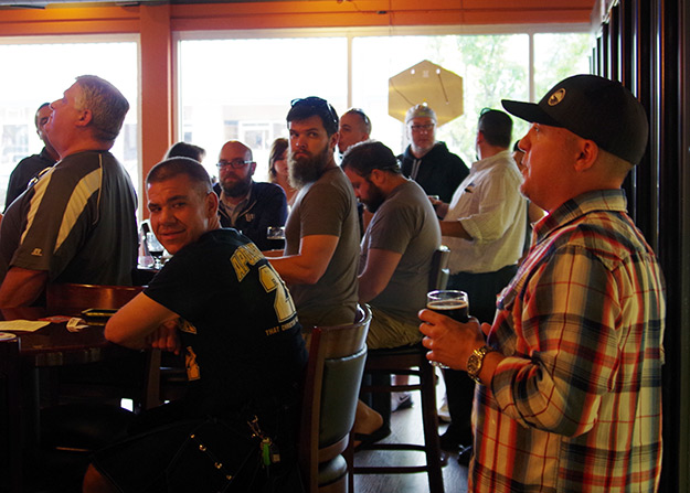 Deschutes Brewery Big Beers Party At The Copper