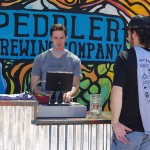 Peddler-Brewing-Co-Seattle-patio-grand-opening-caped-crusader