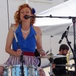 2015-Sasquatch-Brew-Fest-Douglas-County-Daughters-drummer