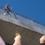 Bremerton-Summer-BrewFest-toasting-from-below