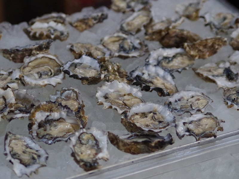 Fish-Brewing-World-Beer-Award-ceremony-oysters