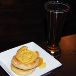 Two-Beers-Seattle-Cider-Dinner-at-The-Swiss-pumpkin-mousse