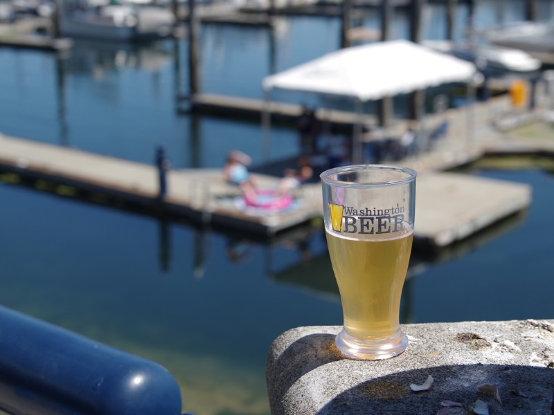 Washington-Beer-Bremerton-Summer-Brewfest