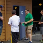 Wet-Coast-Brewing-Co-Gig-Harbor-opening-day-first-customers