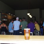 Wet-Coast-Brewing-Co-Gig-Harbor-opening-day-first-pint
