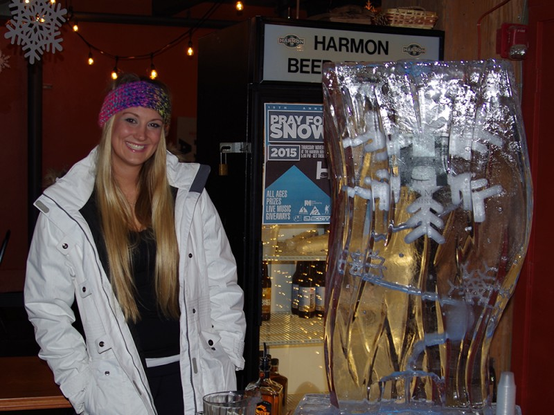 Harmon-Brewery-Pray-For-Snow-Party-shot-girl