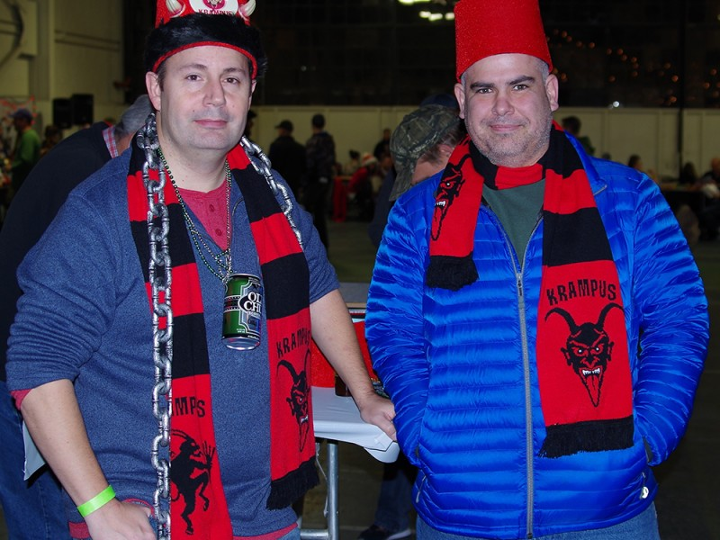 2015-Winter-Beer-Fest-Seattle-Krampus