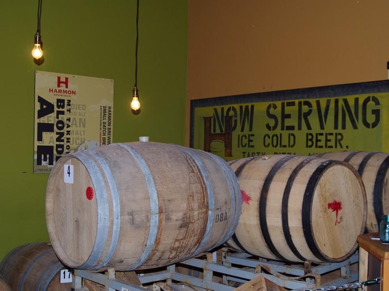 Harmon-Brewing-Co-barrels