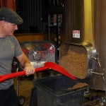 step-by-step-brew-day-at-Top-Rung-Brewing-cleaning-out-mash-tun