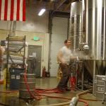 step-by-step-brewing-at-Top-Rung-Brewing-spray