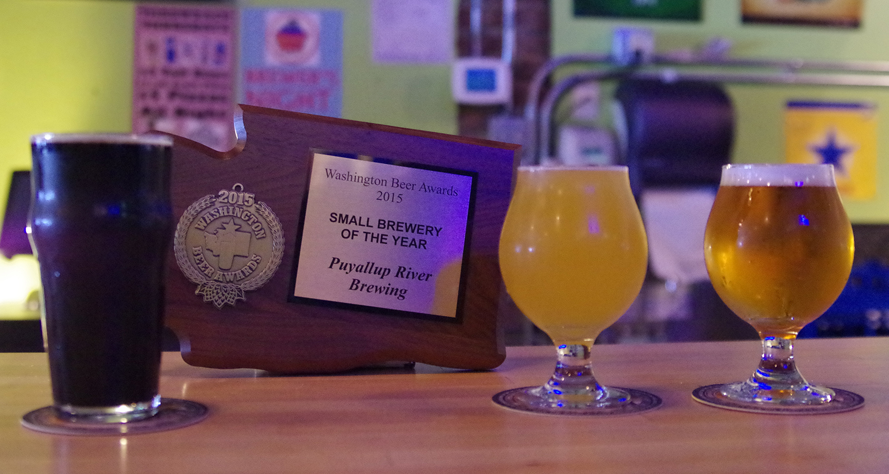 Q&A with Eric Akeson of Puyallup River Brewing - Peaks and