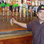 Hop-Valley-Brewing-Beer-Dinner-The-Swiss-Tacoma-taps
