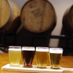 Silver-City-Brewery-beer-flight