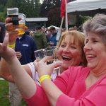 Washington-Brewers-Festival-selfie