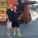 Bainbridge-Island-Brewing-dinner-The-Swiss-Jack-and-Kenny
