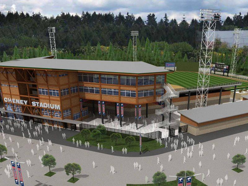 Cheney-Stadium
