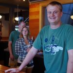 Narrows-Brewing-Co-3rd-anniversary-party-bartender-Taylor