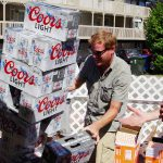 Parkway-Tavern-Tacoma-81st-Birthday-Bash-Coors-Light-Jenga-fall