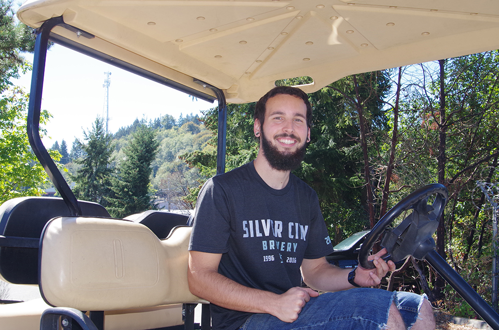 silver-city-brewery-20th-anniversary-party-golf-cart-rides