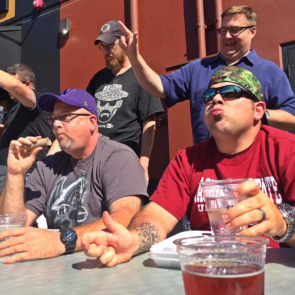 silver-city-brewery-20th-anniversary-party-sausage-party
