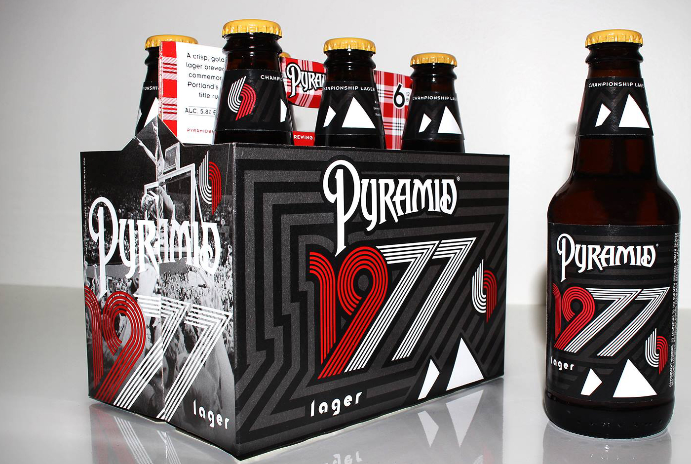 Portland Trail Blazer Lager Death Hoppy Black Ale And Megadeth S A Tout Le Monde Peaks And Pints Proctor Tacomapeaks And Pints Proctor Tacoma