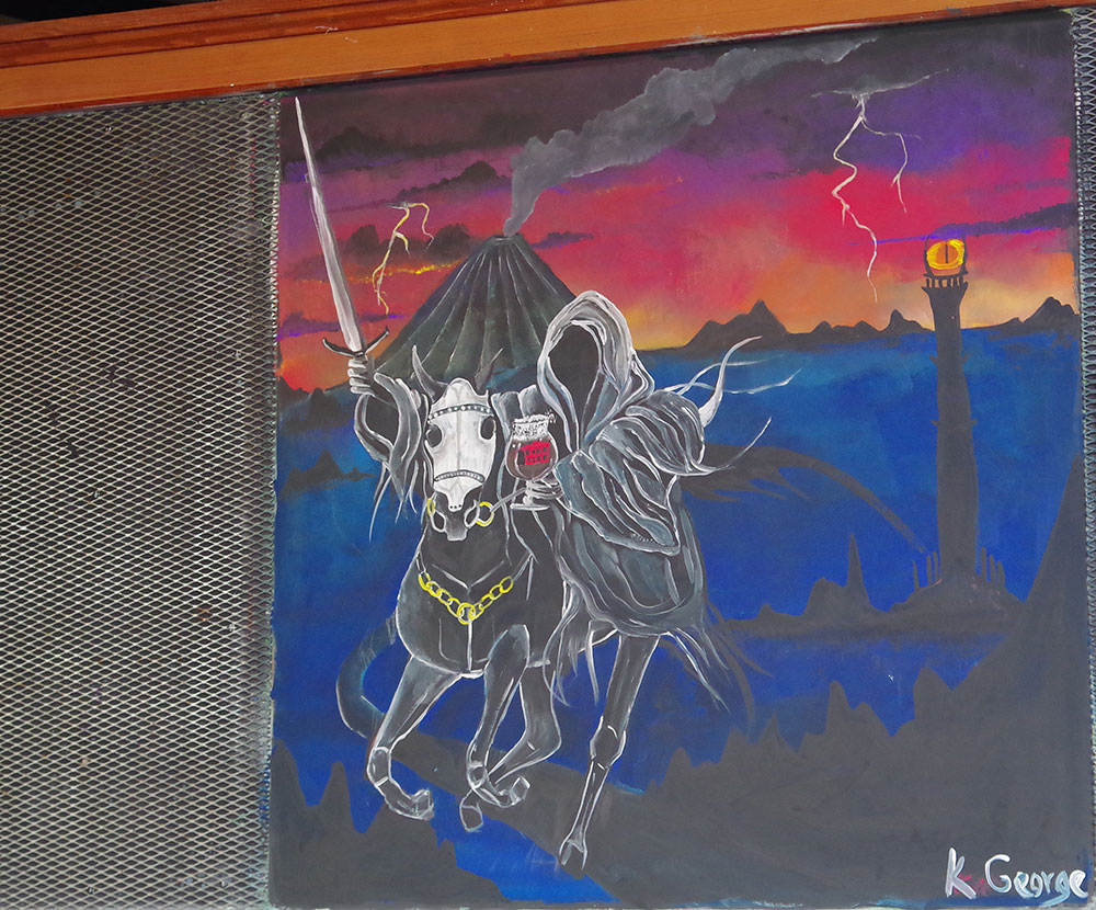 Fort-George-Brewery-Festival-of-the-Dark-Arts-horseman
