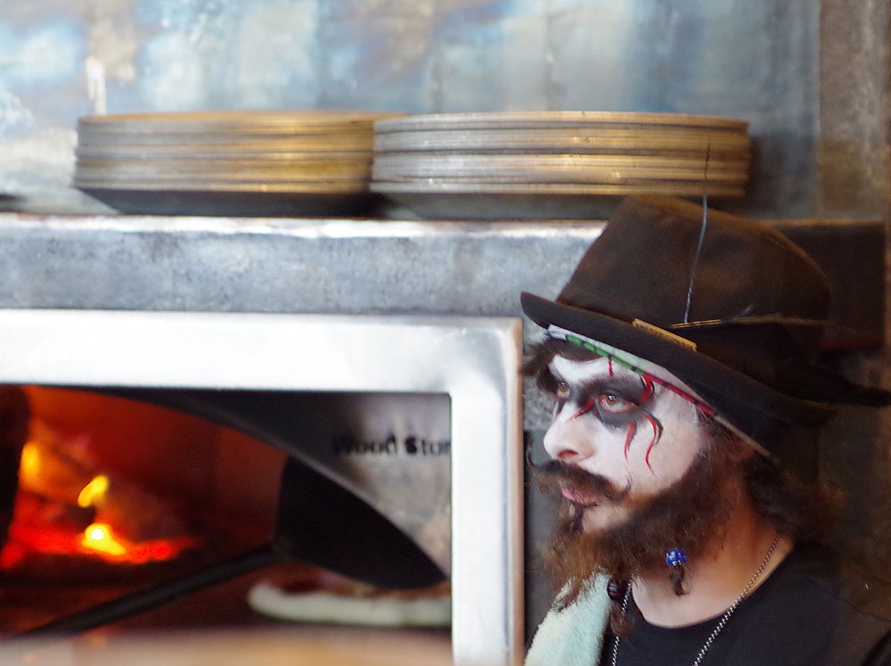 Fort-George-Brewery-Festival-of-the-Dark-Arts-scary-pizza-guy