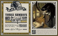Black-Raven-Three-Sundays-Tacoma
