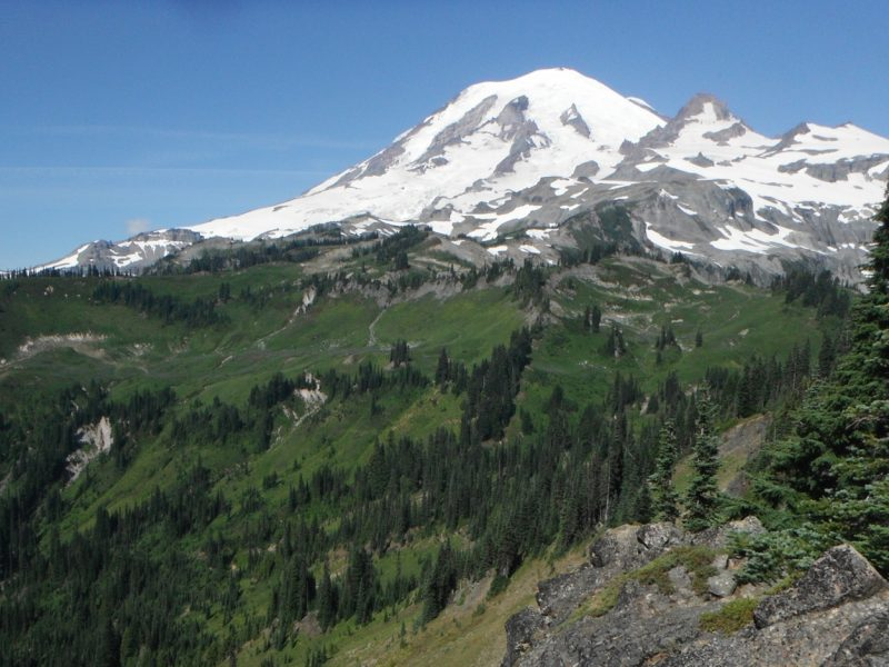 Indian-Bar-Trail-Mountain-Rainier