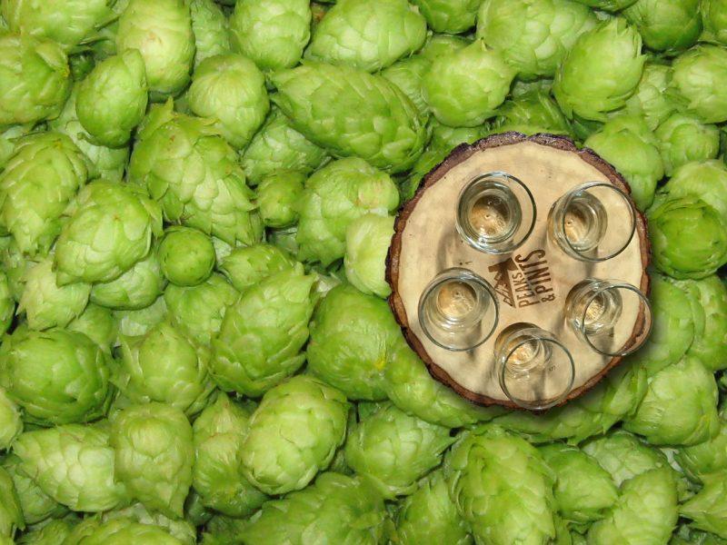 Craft-Beer-Crosscut-10-10-17-A-Flight-of-Simcoe-Hops