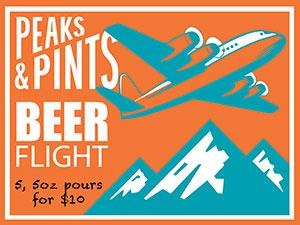 Craft Beer Crosscut 12 19 17 A Flight Of Original Names Peaks And