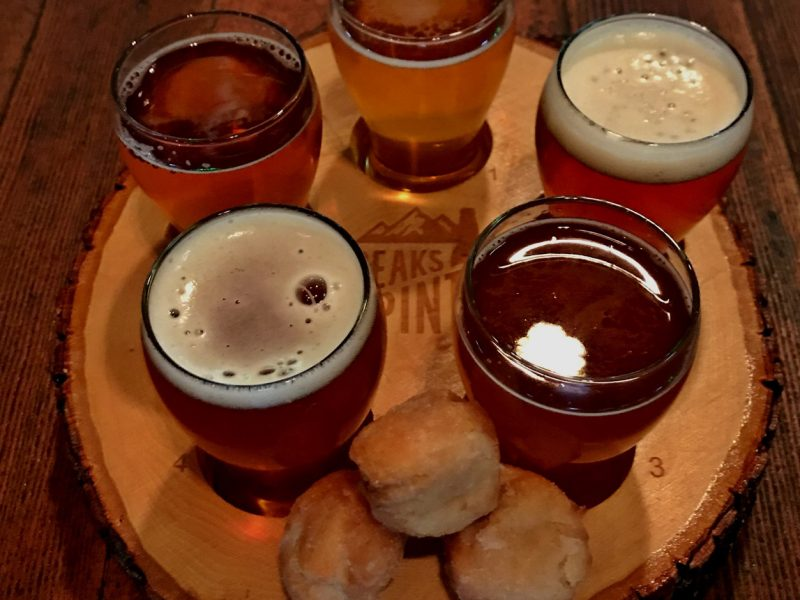 Craft-Beer-Crosscut-1-12-18-A-Flight-of-IPAs-and-Glazed-Doughnuts