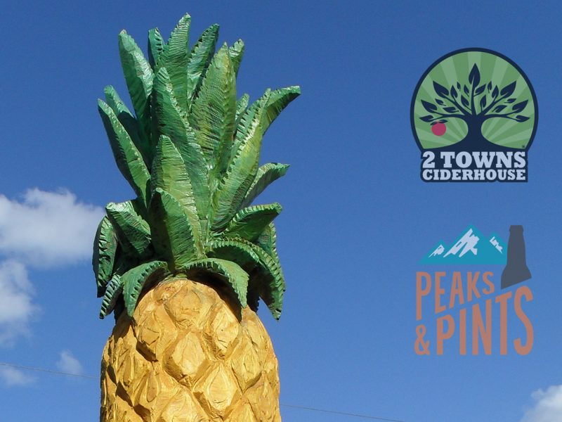 2-Towns-Ciderhouse-Pacific-Pineapple-Party-at-Peaks-and-Pints-calendar