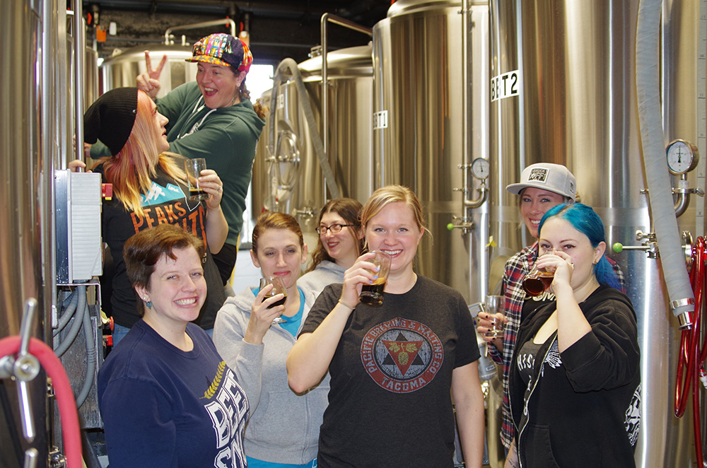 Tacoma-Olympia-women-in-craft-beer-to-release-beer-collaboration