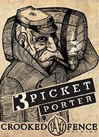 Crooked-Fence-3-Picket-Porter-Tacoma