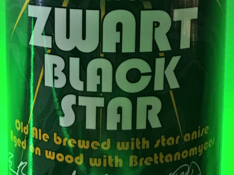 Zwart Black Star shines at Peaks and Pints