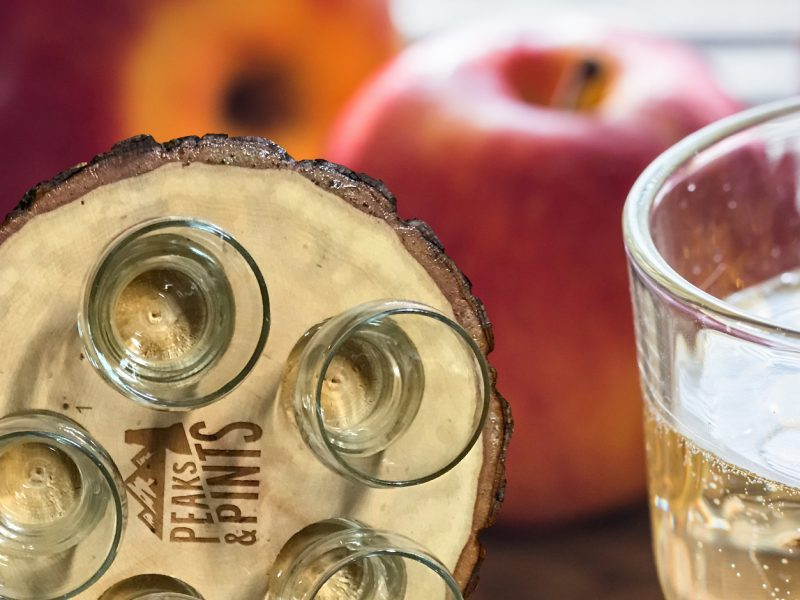 Peaks-and-Pints-Monday-Cider-Flight-7-9-18-A-Flight-of-Cider-Guidelines
