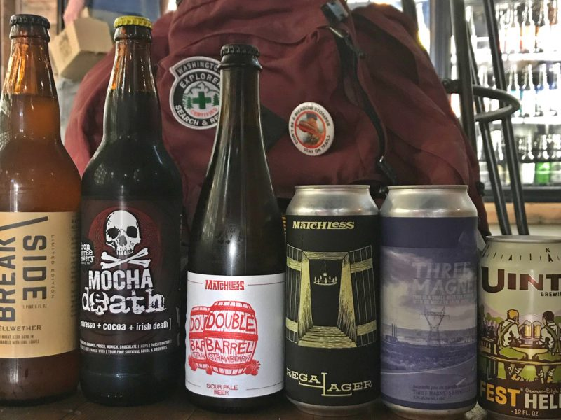 Peaks and Pints Six Pack 9.1.18: Labor Day Weekend Craft Beer