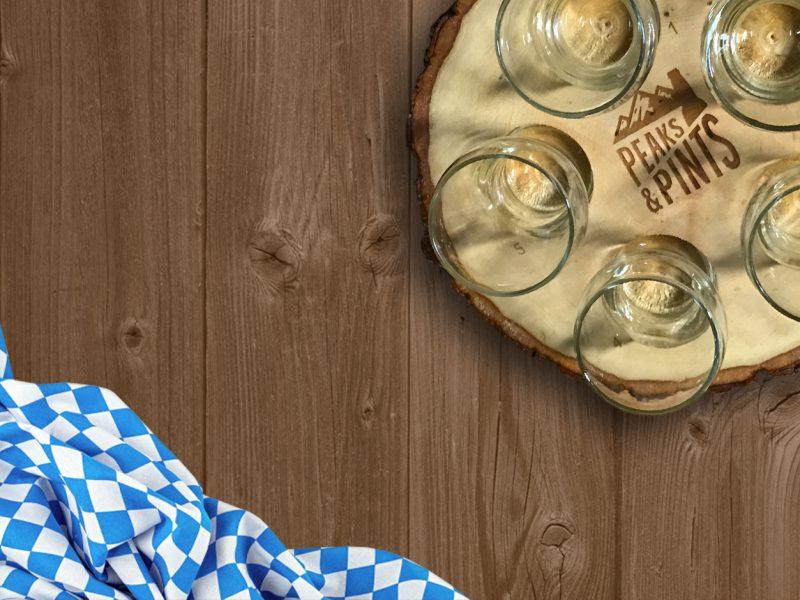 Craft Beer Crosscut 9.19.18: A Flight of Oktoberfest Bier