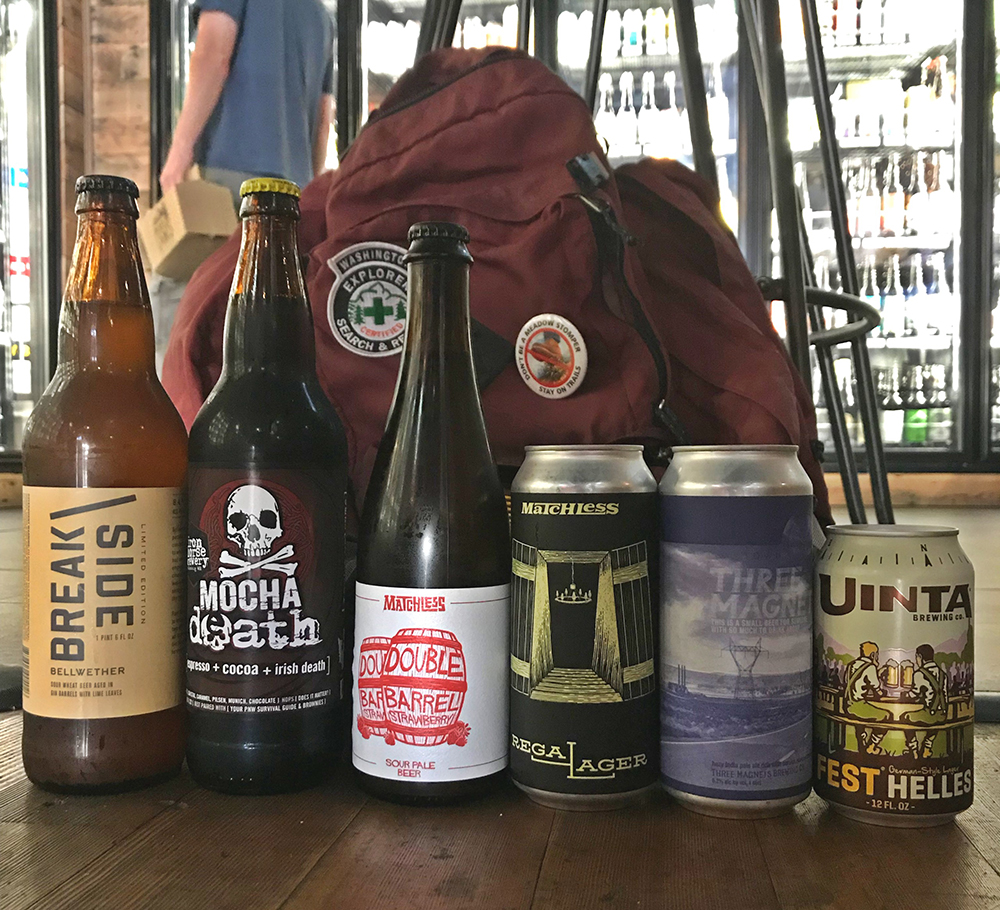 Peaks-and-Pints-Six-Pack-9-1-18-Labor-Day-Weekend-Craft-Beer