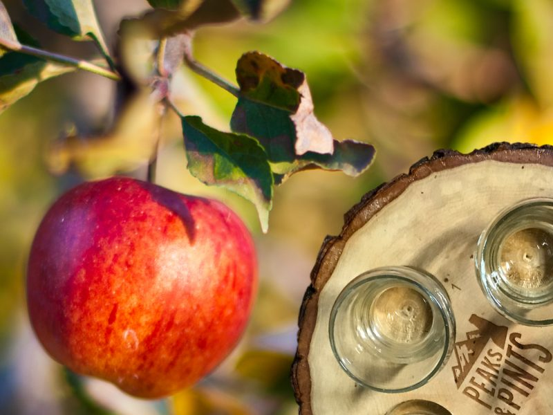 Peaks-and-Pints-Monday-Cider-Flight-10-8-18-Fall-Flavors