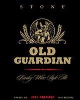 Stone 2014 Old Guardian Barley Wine