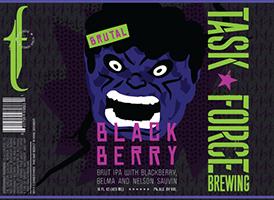 Task Force Brutal Blackberry