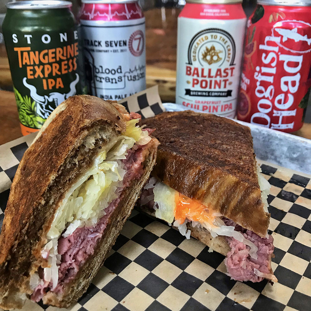 Peaks-and-Pints-Tacoma-restaurant-best-Reuben-sandwich