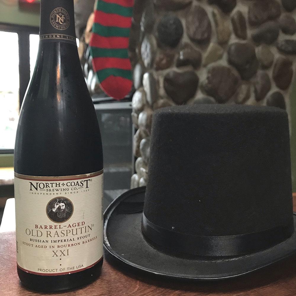Fancy-Pants-Sunday-North-Coast-Bourbon-Barrel-Aged-Old-Rasputin-XXI-Russian-Imperial-Stout