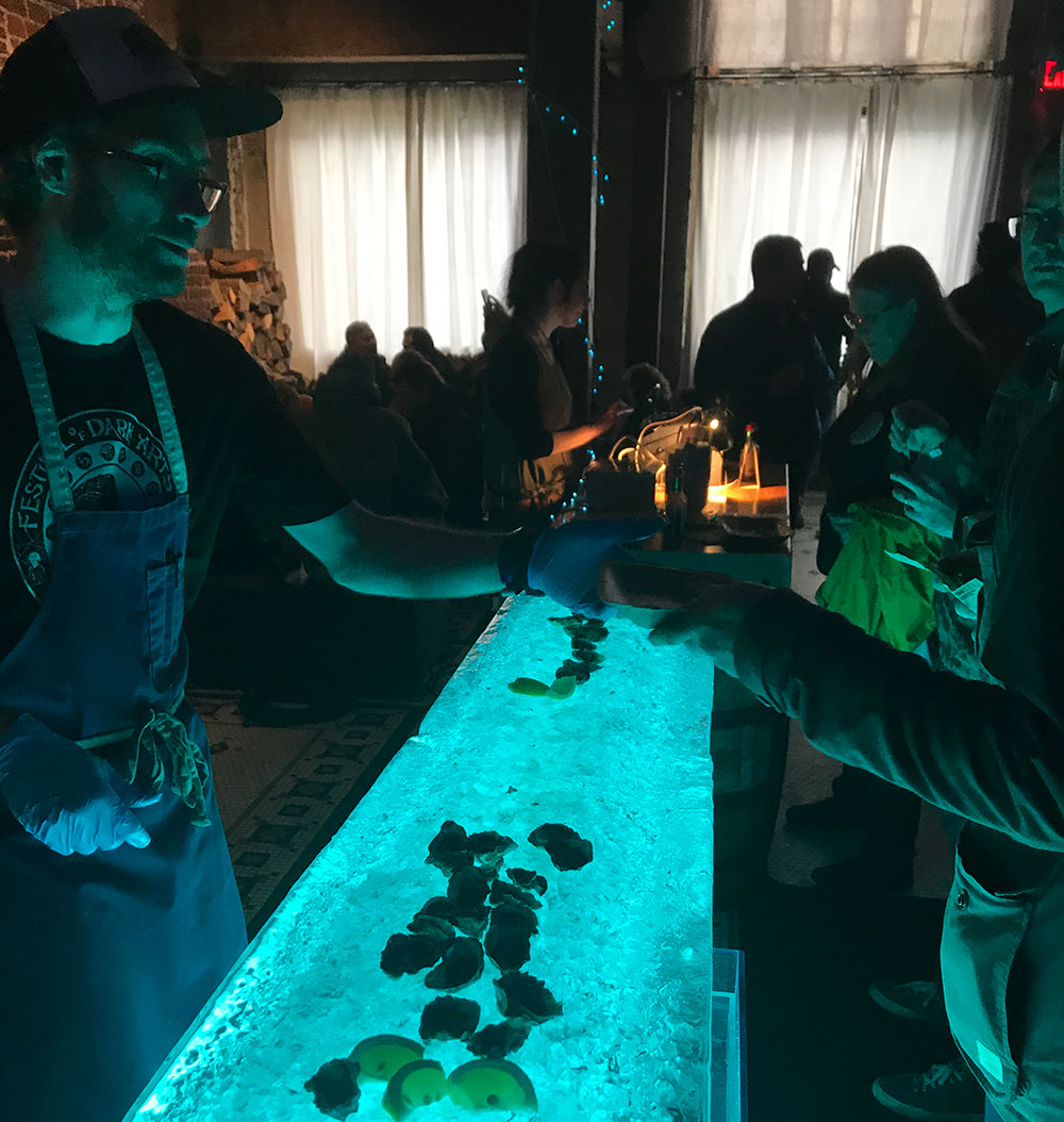Fort-George-2019-Festival-of-the-Dark-Arts-ice-bar