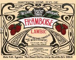 Lindemans-Framboise-Tacoma