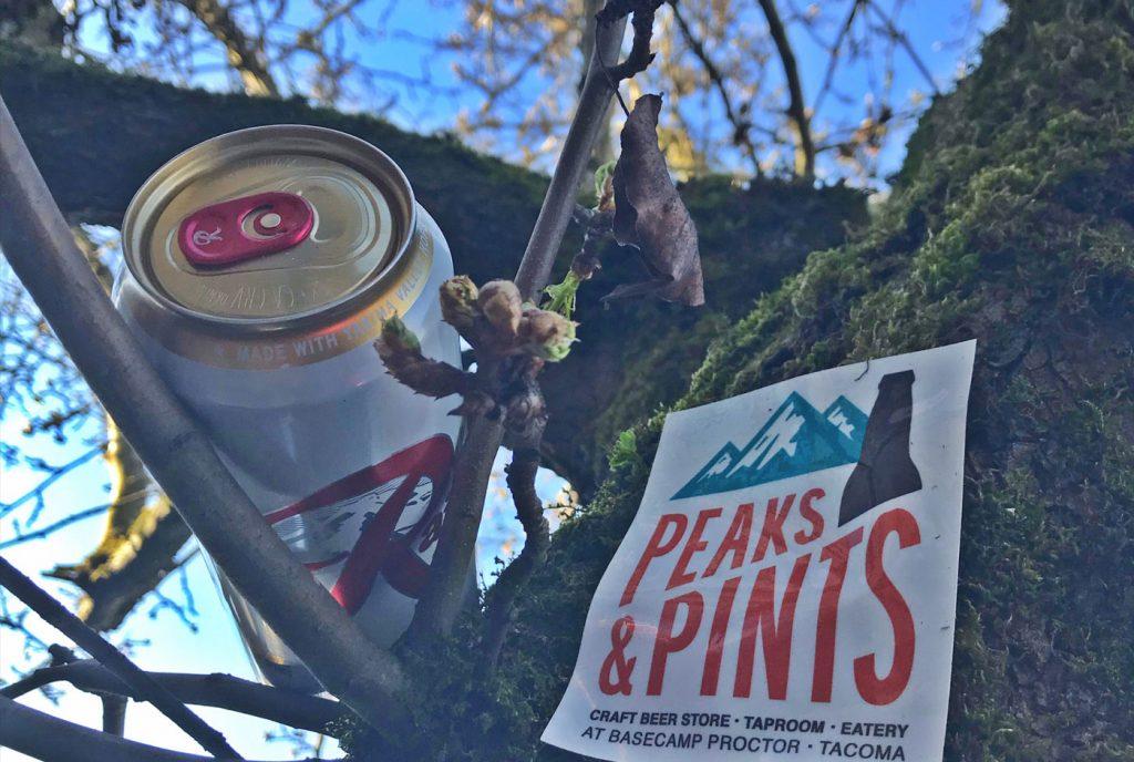 Peaks-and-Pints-Gives-A-Damn-Rainier-Beer-For-Tacoma-Trees-calendar