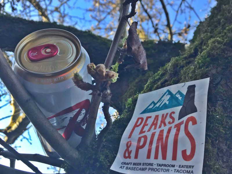 Peaks-and-Pints-Gives-A-Damn-Rainier-Beer-For-Tacoma-Trees-calendar
