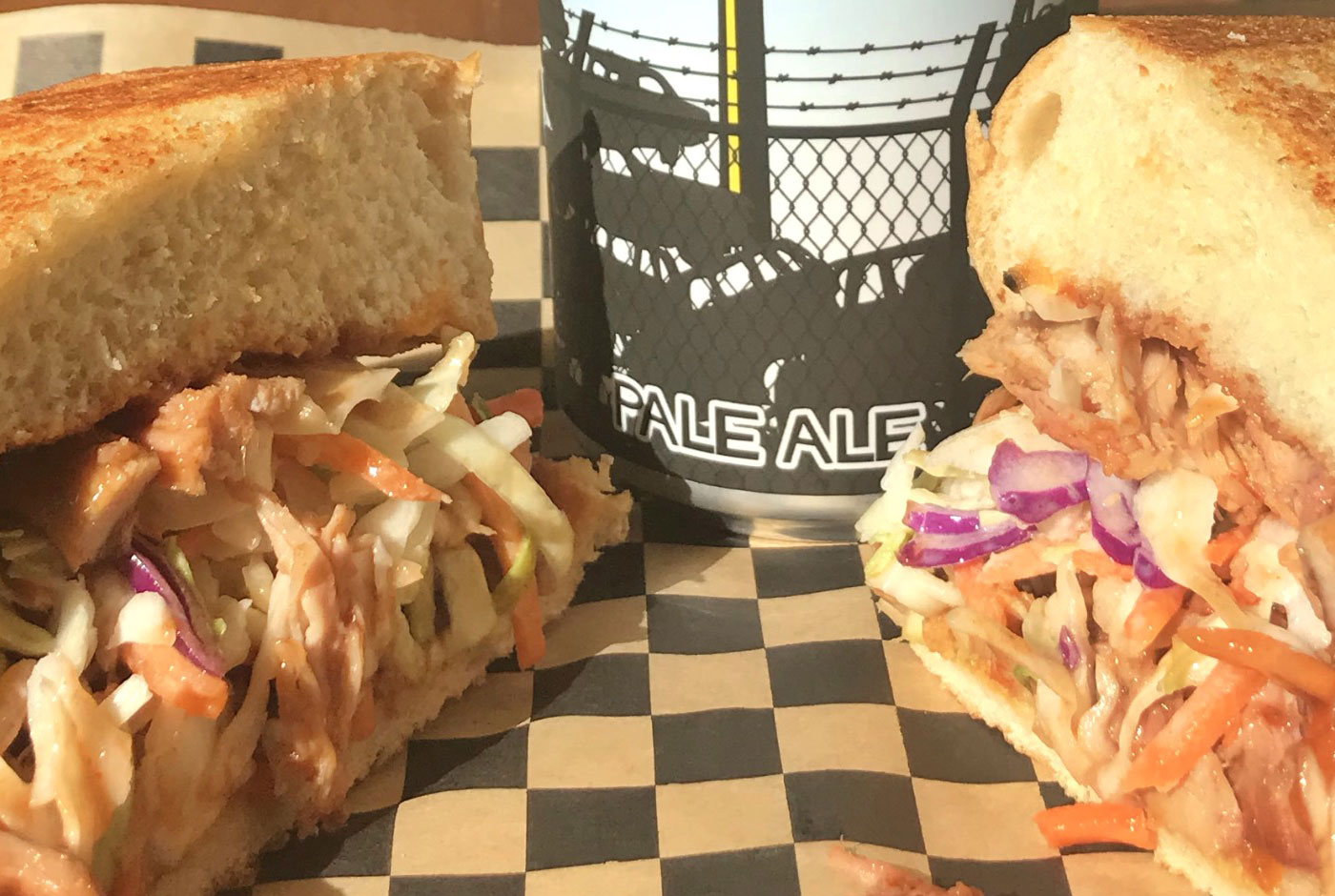 Pick N Pull Tacoma >> Peaks and Pints Pulled Pork Pick-N-Pull - Peaks and Pints Proctor TacomaPeaks and Pints Proctor ...